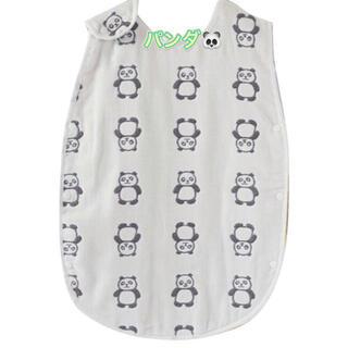 新品★スリーパーベビー赤ちゃん子供キッズパジャマ可愛いコットン パンダ🐼