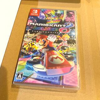 Nintendo Switch - 【新品未開封】 マリオカート8 デラックス Nintendo Switch