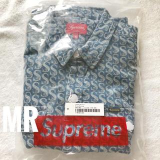 Supreme - ② XL supreme Monogram Denim Shirt