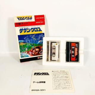 バンダイ(BANDAI)のサザンクロス FM-7 BANDAI バンダイ(家庭用ゲームソフト)