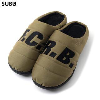 エフシーアールビー(F.C.R.B.)のL FCRB 21AW SUBU F.C.R.B. SANDALS BEIGE(サンダル)