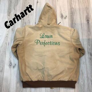 カーハート(carhartt)のcarhartt【レアアイテム企業ロゴ】大人気商品!ダッグジャケット(ブルゾン)