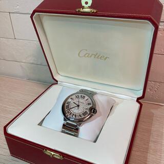 Cartier - カルティエ Cartier バロンブルー 42m メンズ