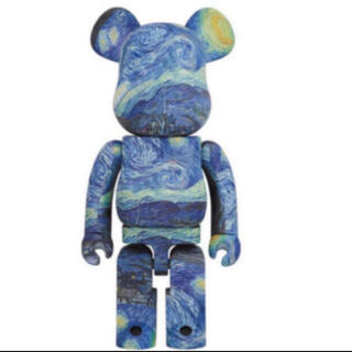 Gogh The Starry Night BE@RBRICK 400%(その他)