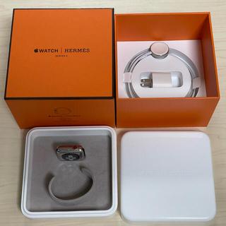 Hermes - Apple Watch Hermès Series 3 38mm バンド無し