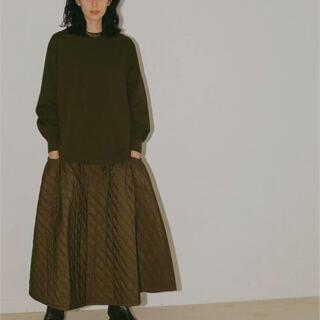 ドゥロワー(Drawer)のマチャット machatt キルティングスカート探しています(ロングスカート)