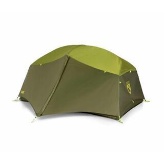 1045★ニーモ オーロラ2 テント・フットプリント付(キャンプ、アウトドア(テント/タープ)