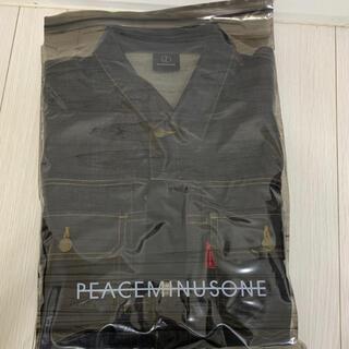 PEACEMINUSONE - peaceminuaone PMO DENIM JACKET #1 INDIGO