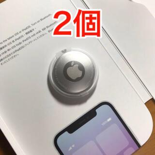 Apple - 【未使用】Apple Airtag 2個
