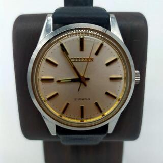 シチズン(CITIZEN)のCITIZEN 本体美品 自動巻き シチズン オートマチック 53-8051(腕時計(アナログ))