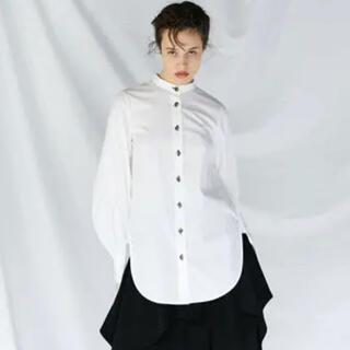 ENFOLD - ENFOLD スカーフ付きシャツ