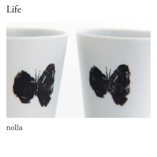 mina perhonen - 新品 ミナペルホネン nolla マグカップ Life   1点のみ