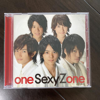 Sexy Zone - 1st.CDアルバム one Sexy Zone