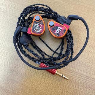64audio U18t Pentaconn35 [Red]プラグ換装