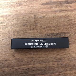 MAC - M・A・C マック リキッドラストライナー ポイントブラック