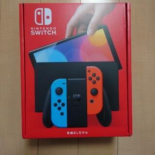 Nintendo Switch - Nintendo Switch 本体 有機ELモデル  ネオンブルー/レッド