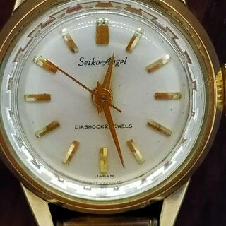 Grand Seiko - 昭和40年製 SEIKO ANGEL 稼働品 1004-0050 手巻 セイコー