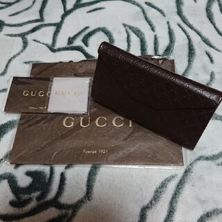 Gucci - 新品✨GUCCIメガネケース(折り畳み式)