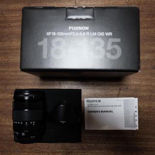 富士フイルム - FUJI FILM 交換レンズ XF18-135F3.5-5.6 R LM OI