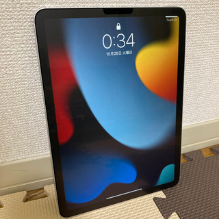 iPad - iPad Air4 第4世代 Cellular applecare+加入済