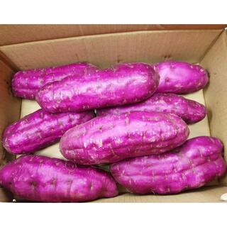 55.超人気 千葉県産 紫芋 むらさきいも 5kg (野菜)