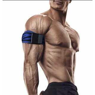 加圧トレーニングベルト《2本セット》 トレーニング 筋トレ エクササイズ 加圧