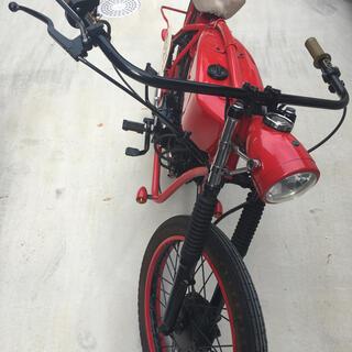 ホンダ - 500台限定 スネークモータース キタノレプリカカスタム 125cc