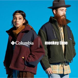 ビューティアンドユースユナイテッドアローズ(BEAUTY&YOUTH UNITED ARROWS)のフリースジャケット monkeytime×Columbia(ブルゾン)