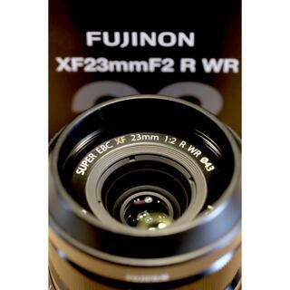 富士フイルム - 富士フイルムFUJIFILM XF23mmF2 R WR B