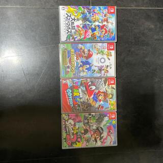 Nintendo Switch - Switchソフトまとめ売り