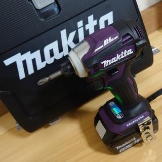マキタ(Makita)のマキタ 18V 新品 インパクトドライバー TD172DRGX AP(工具/メンテナンス)