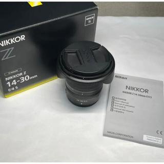 Nikon - NIKKOR Z 14-30mm f/4 SニコンZマウント超広角レンズZ6Z7