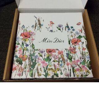 クリスチャンディオール(Christian Dior)のミスディオール限定ギフトボックス (ラッピング/包装)