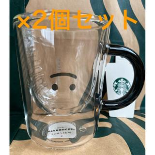 Starbucks Coffee - スターバックス ハロウィン2021耐熱グラスマグゴースト237ml スタバ