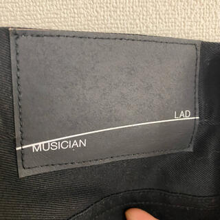 LAD MUSICIAN - lad musician スキニー 46 lサイズ