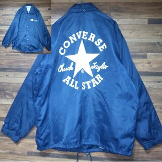 CONVERSE - Converse コンバース 90s ナイロンジャケット コーチングジャケット