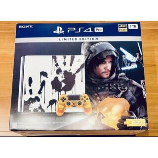 PlayStation4 - PS4 Pro DEATH STRANDING