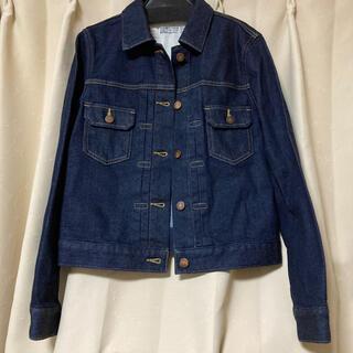 MUJI (無印良品) - 無印良品 デニムジャケット Lサイズ
