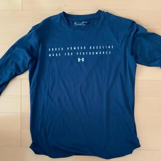 アンダーアーマー(UNDER ARMOUR)のアンダーアーマー SM ロンT Tシャツ バスケ(バスケットボール)