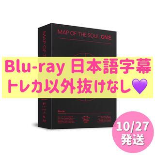 防弾少年団(BTS) - BTS MAP OF THE SOUL ON:E Blu-ray 日本語字幕