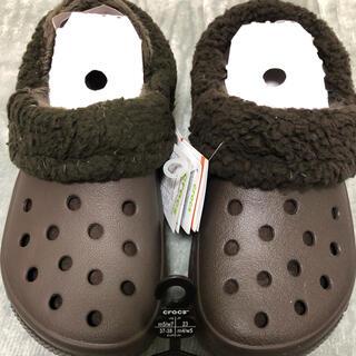 crocs - クロックス ボア付き mammoth evo clog 23