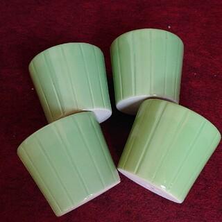 陶器鉢 3号 4個セット(プランター)