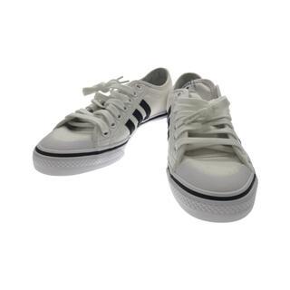 アディダス(adidas)の美品 アディダス adidas スニーカー ローカット メンズ 25(スニーカー)