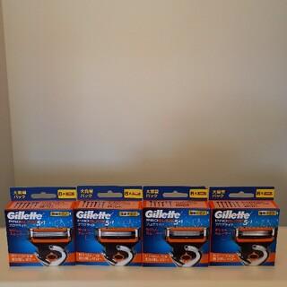 ジレ(gilet)のNew  ジレット プログライド 電動タイプ 替刃(8個入)×4箱(その他)