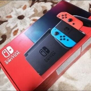ニンテンドウ(任天堂)のNintendo Switch NINTENDO SWITCH (家庭用ゲーム機本体)