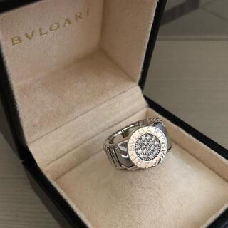 BVLGARI - 【正規品・美品】ブルガリ トゥボガス ダイヤモンド ホワイトゴールド リング