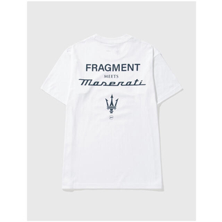 FRAGMENT - 新品 XL MASERATI FRAGMENT マセラティ ロゴ Tシャツ