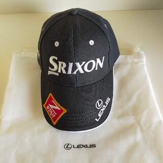 Srixon - スリクソン レクサス キャップ 松山英樹モデル