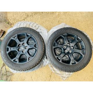 トヨタ - 【使用済】RAV4アドベンチャーオフロードパッケージ 純正ホイールとタイヤ