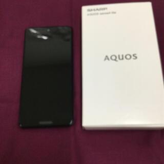 AQUOS - 超美品 SHARP AQUOS sense3 lite ブラック SIMフリー